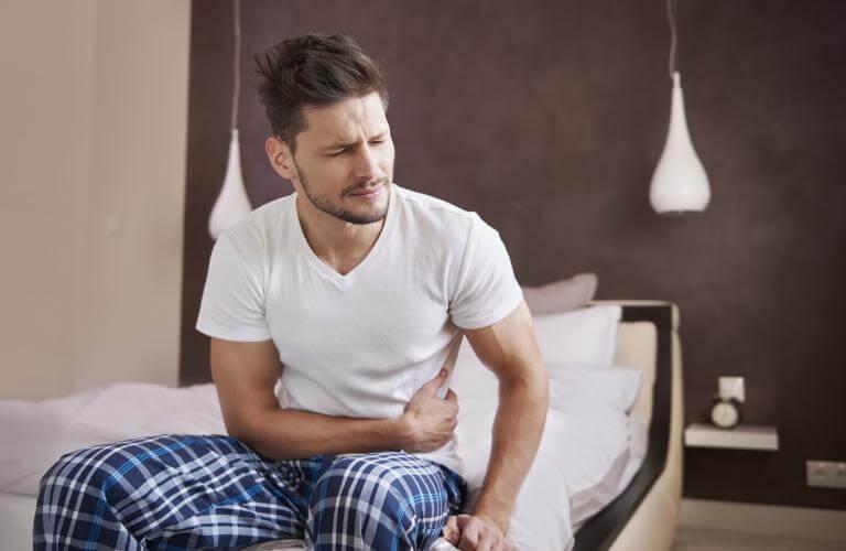 درمان خانگی درد پهلوی چپ