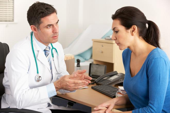 زمان مراجعه به پزشک