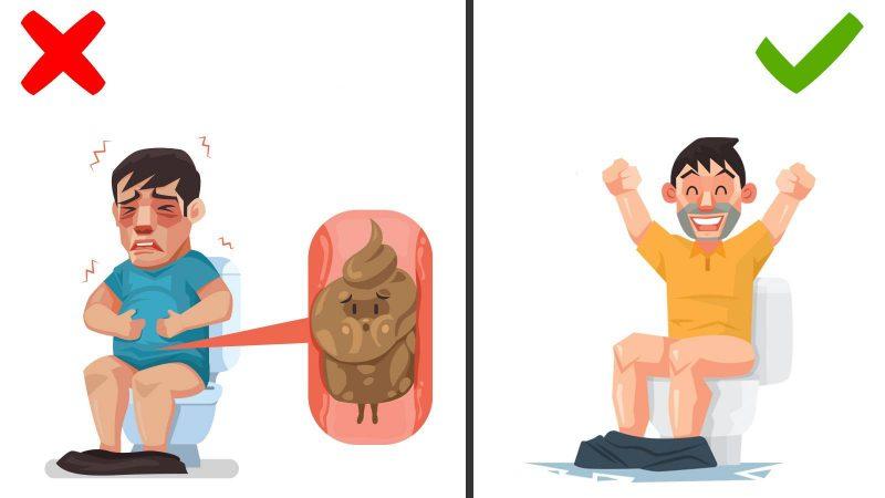 یبوست علت درد زیر شکم
