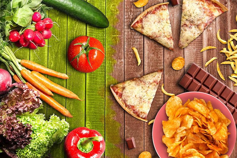 رژیم غذایی مرتبط با سنگ کلیه